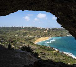 Tal-Mixta Cave, Nadur, Gozo