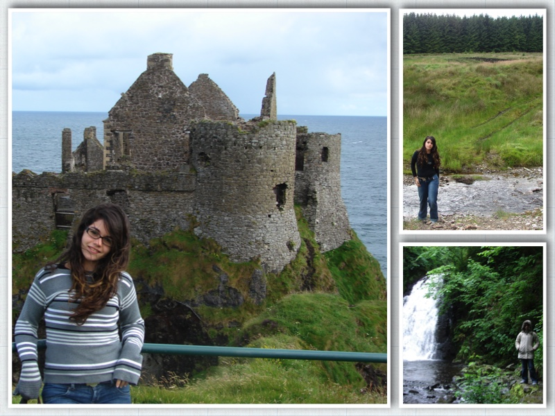 My first ever trip to Ireland