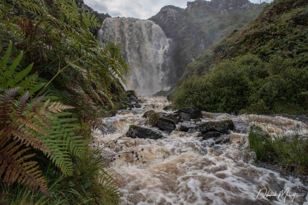 Clashessie Falls, Lairg, Scotland