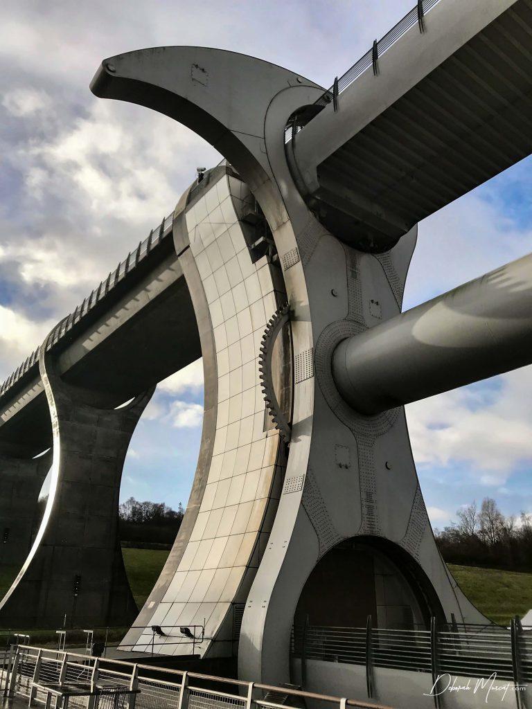 Falkirk Wheel, Falkirk, Scotland